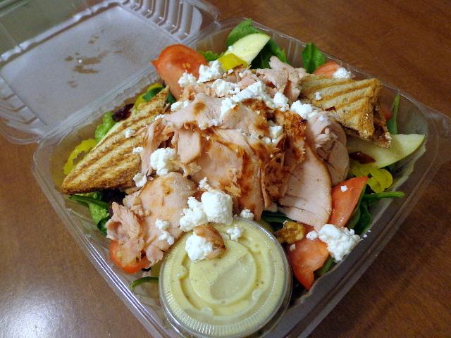 ashker's salad