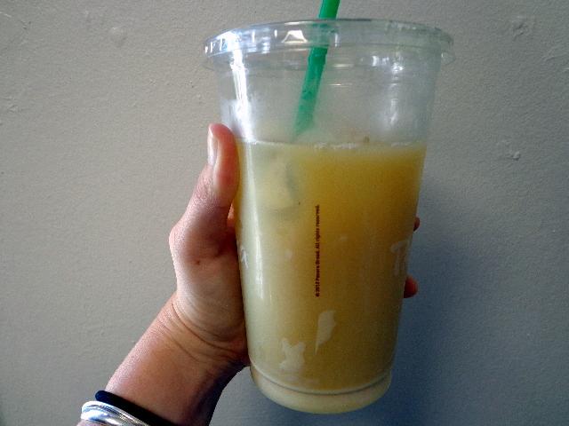homemade thai-style iced tea