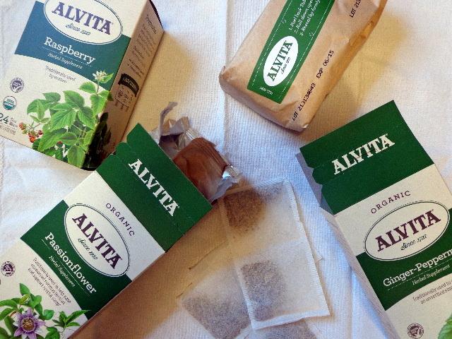 tea from alvita