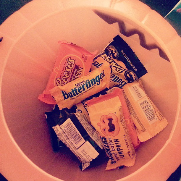 halloween candy