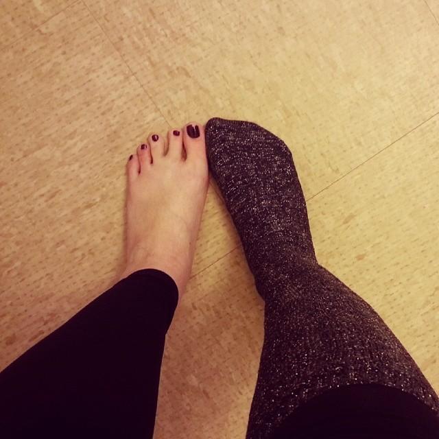 sparkly socks2