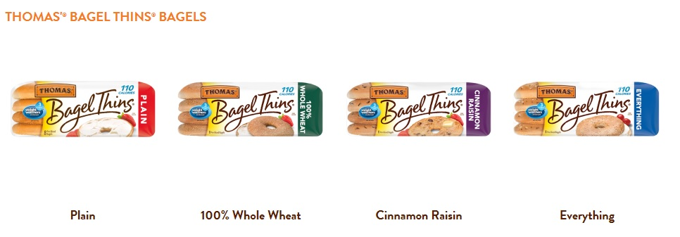 Sandwich, Pocket, And Bagel Thins {Giveaway} | Eating Chalk
