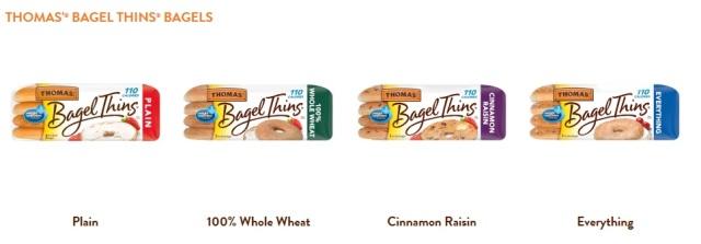 bagel thins