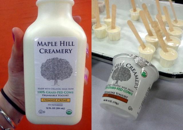 maple hill creamery