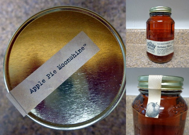 old smoky apple pie moonshine